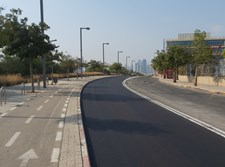 הכביש החשמלי בתל אביב