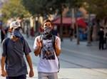 רחוב יפו בירושלים בצל הקורונה