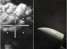 שיגור הטיל והפגיעה במטרה