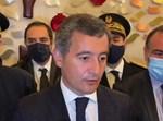 שר הפנים הצרפתי בהצהרה לתקשורת
