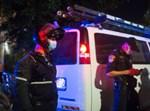 שוטרים במחאה בתל אביב