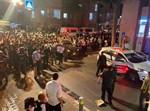 """עימותים ומעצרים ליד ביהכנ""""ס חסדא בב""""ב"""