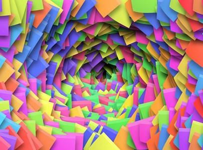 פתקים צבעוניים