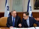 צחי ברוורמן לצד ראש הממשלה נתניהו