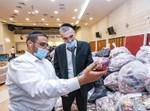 חלוקת ערכות לשמחת תורה בקהילות בירושלים