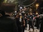 החרדים והשוטרים בבורו פארק