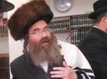"הגאון רבי אברהם יעקב צלר זצ""ל"