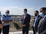 חברי הכנסת בהר הזיתים