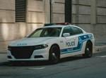 ניידת משטרה בקנדה