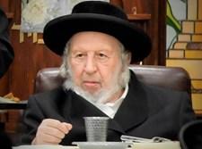 הגאון רבי יהושע העשיל רבינוביץ זצ''ל