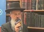 הגאון הרב אברהם יוסף בשירה