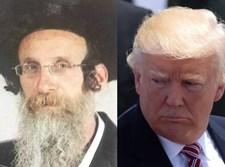 הרב מאיר הכהן טורנהיים // הנשיא טראמפ