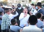הילד נחנק על ידי השוטר