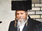 """הרה""""ח ישראל הלוי פפר ז""""ל"""
