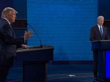 העימות בין טראמפ לביידן