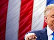 הנשיא טראמפ