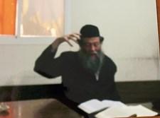 """הגאון רבי שמואל רוזנברגר-שושן זצ""""ל"""