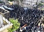 """הלווית הגה""""צ רבי יהודה גוטרמן זצ""""ל"""