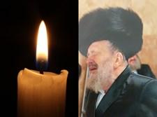 """רבי צבי טישלר ז""""ל"""