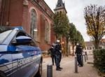 משטרת צרפת מגבירה אבטחה