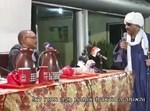 העיתונאי הסודאני מול שר החוץ