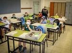 ילדים בבית הספר. אילוסטרציה