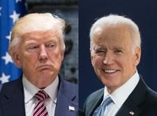 ג'ו ביידן/דונלד טראמפ
