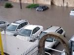 ההצפות בעיר אשדוד