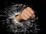 יד מנפצת זכוכית