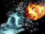 ידיים נלחמות