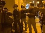 כוחות המשטרה בשכונה