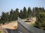 גבול לבנון//אילוסטרציה