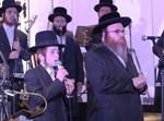 שלמה זלמן הורוביץ ואברהם חיים גרין