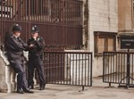 שוטרים בבריטניה, אילוסטרציה