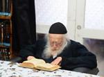 """הגר""""ח קנייבסקי בלימוד השבוע בביתו"""