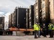 השריפה ברחוב סורוצקין בירושלים