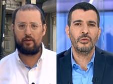 שרון גל מראיין את ישראל כהן