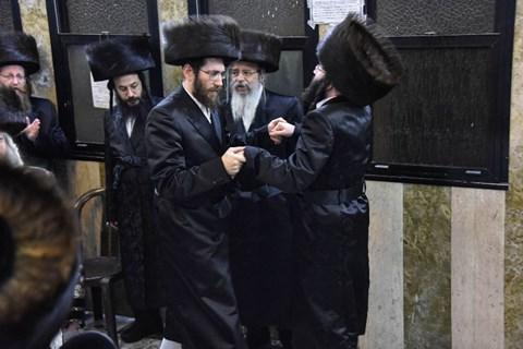 שבע ברכות קרעטשניף ירושלים בבני ברק