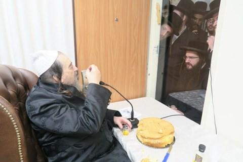הרב צבי ליברמנש אצל רבני ברסלב