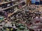הנזק בחנות המשקאות