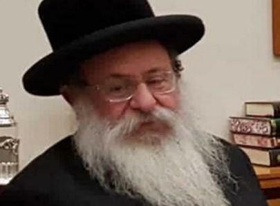 """רבי חנוך העניך שמחה גולדפינגר זצ""""ל"""