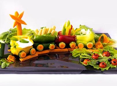 רכבת ירקות