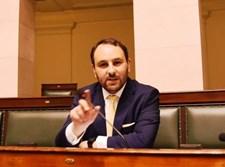 מיכאל פרייליך, חבר הפרלמנט הבלגי