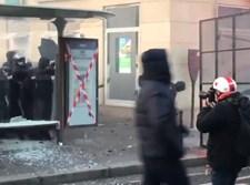 המהומות בצרפת