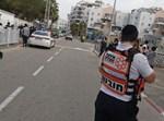 זירת התאונה באשדוד