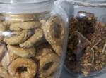 עוגיות עבאדי עם שומשום או קצח