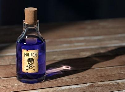רעל בבקבוק