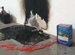 שריפה בדירה מחנוכיה