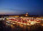 שוק במרוקו
