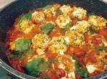 קציצות סלמון ברוטב עגבניות מיוחד